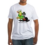 US Navy Freddy & Sammy Fitted T-Shirt