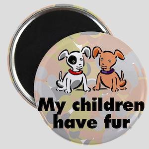 Furkids (dogs) Magnet