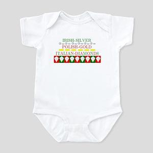 Italian Diamonds Infant Bodysuit