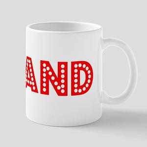 Retro Roland (Red) Mug