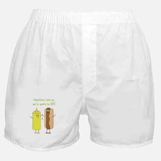 Best Friends Forever Boxer Shorts