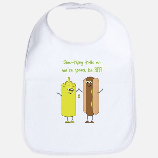 Best Friends Forever Bib