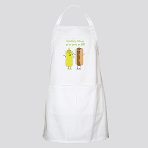 Best Friends Forever BBQ Apron