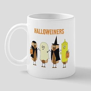 Halloweiners Mug