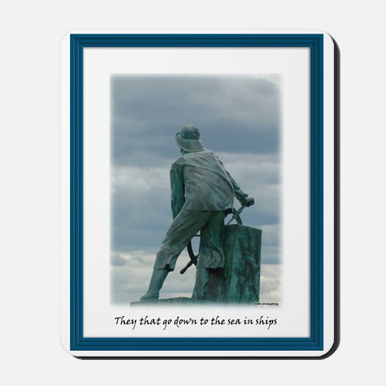 Gloucester Fisherman Mousepad