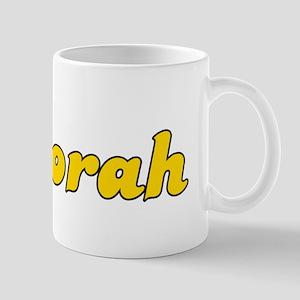 Retro Deborah (Gold) Mug