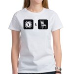 Chip and a Chair Women's T-Shirt