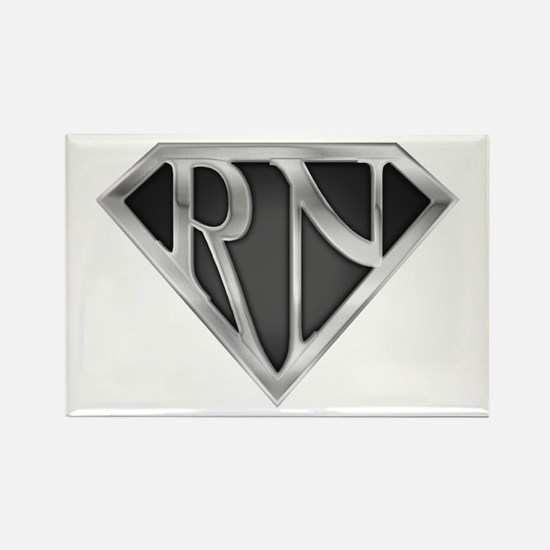 Super RN - Metal Rectangle Magnet