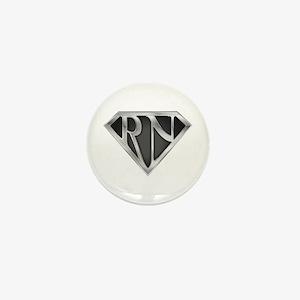 Super RN - Metal Mini Button