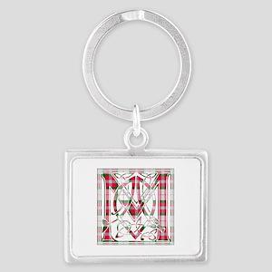 Monogram-MacLean dress Landscape Keychain