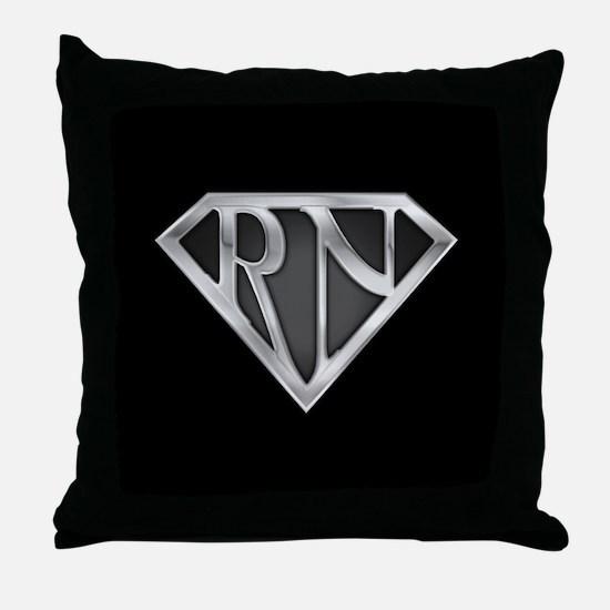 Super RN Throw Pillow