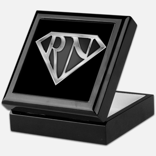 Super RN Keepsake Box