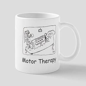 Motor Therapy Mug