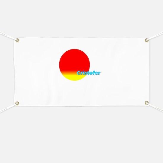 Cristofer Banner