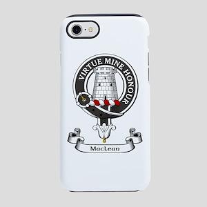 Badge-MacLean iPhone 8/7 Tough Case