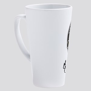 Badge-MacLean 17 oz Latte Mug