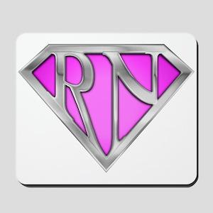 Super RN - Pink Mousepad