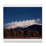 Billow Clouds Tile Coaster