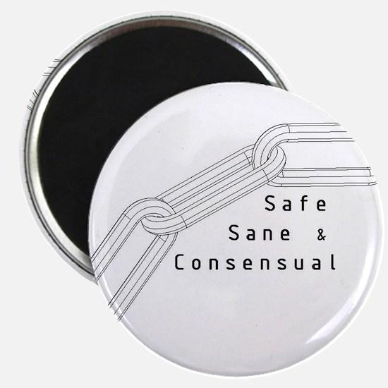 Cute Safe sane consensual Magnet