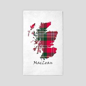 Map-MacLean Area Rug