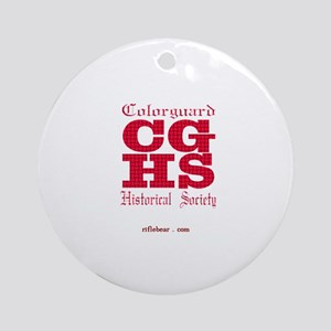 CGHS Simple Ornament (Round)