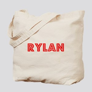 Retro Rylan (Red) Tote Bag