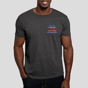 My Son freedom July 4th Dark T-Shirt