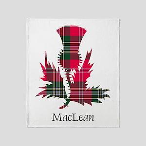 Thistle-MacLean Throw Blanket