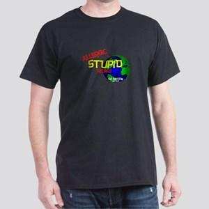 STUPID PEOPLE Dark T-Shirt