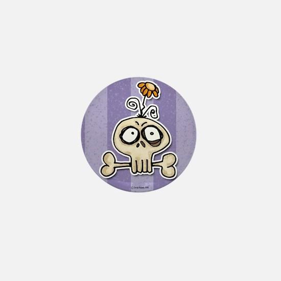 Voodoodle Bloomsbury Mini Button