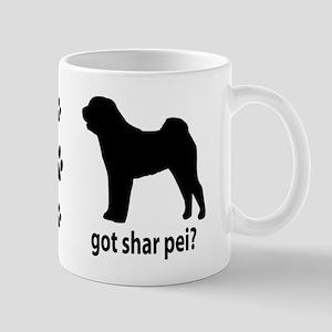 Got Shar Pei? Mug