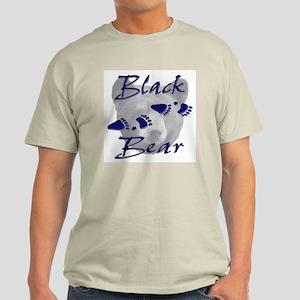 Black Bear Ash Grey T-Shirt