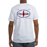Oceanside Fitted T-Shirt