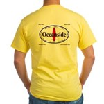 Oceanside Yellow T-Shirt