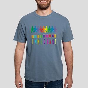 Immigrant Mens Comfort Colors Shirt
