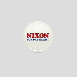Nixon Mini Button