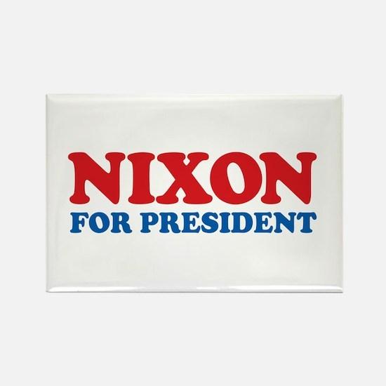 Nixon Rectangle Magnet