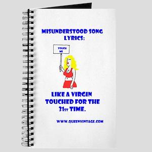 Like a Virgin Journal