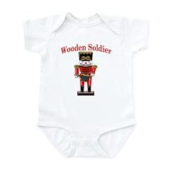 Wooden Soldier Infant Bodysuit