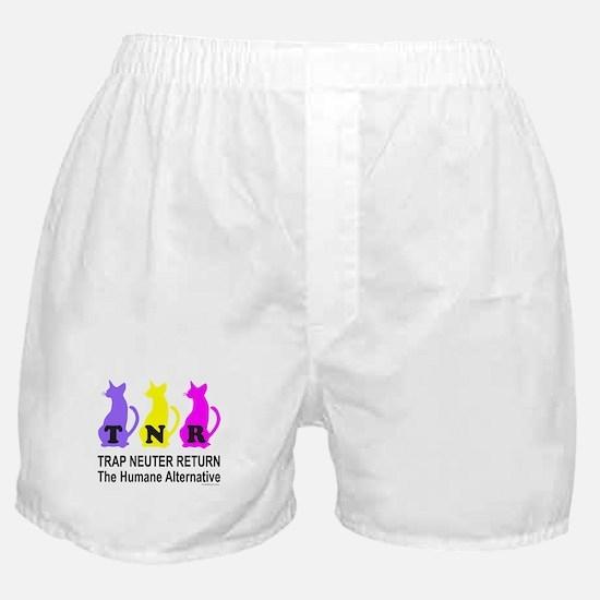 TRAP NEUTER RETURN Boxer Shorts