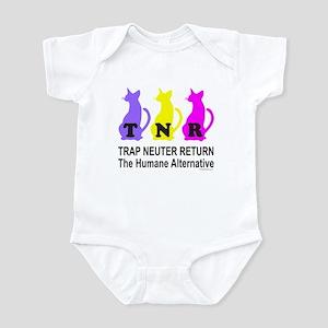 TRAP NEUTER RETURN Infant Bodysuit