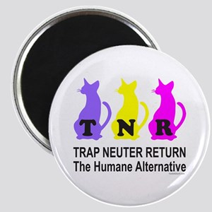 TRAP NEUTER RETURN Magnet