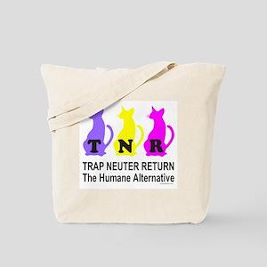 TRAP NEUTER RETURN Tote Bag
