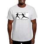 Get Hurt Light T-Shirt