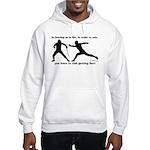 Get Hurt Hooded Sweatshirt