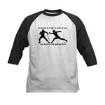 Get Hurt Kids Baseball Jersey