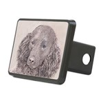 American Water Spaniel Rectangular Hitch Cover