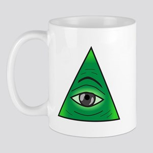 Illuminati Society Mug