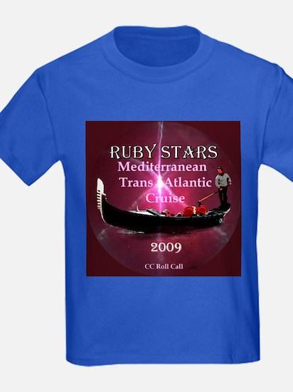 RUBY STARS - T