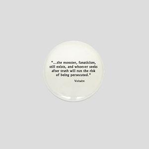 Voltaire Mini Button